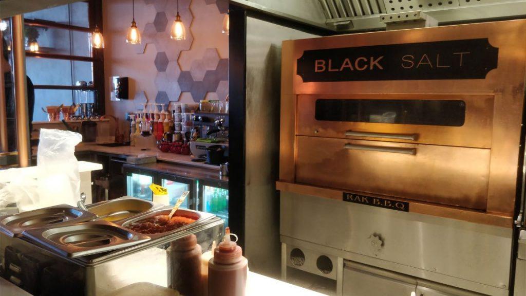 restaurant, kitchen, food, black salt