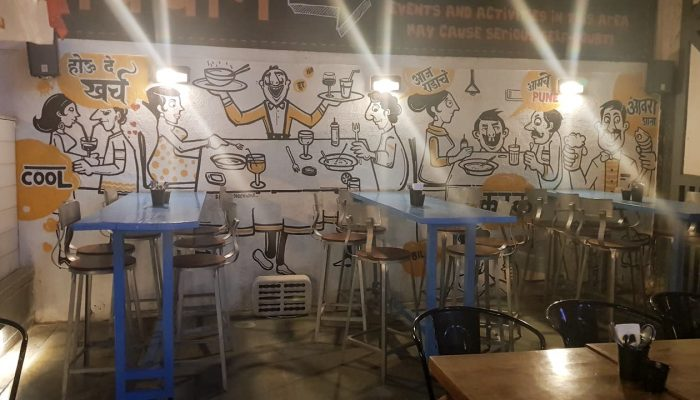The Poona Canteen – They speak FOOD!