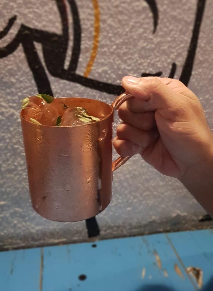 Somars Mule, drink, gods drink