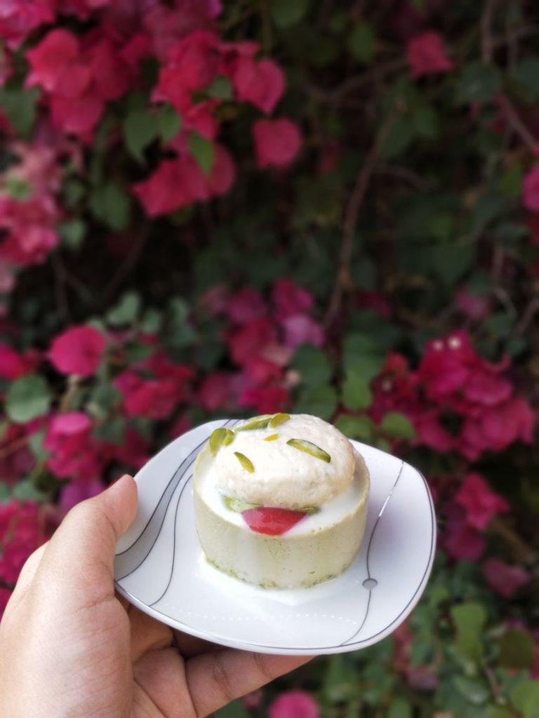 dessert, pistachio