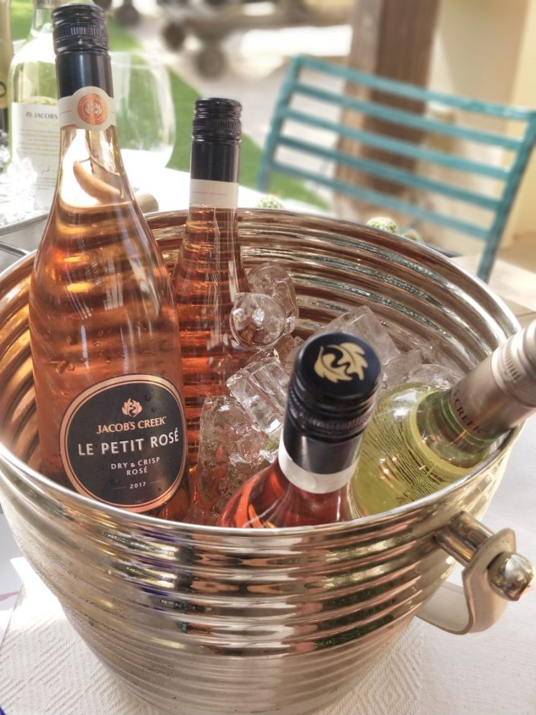Le Petit Rosé, Le Petit Rose, wine, jacob's creek wine