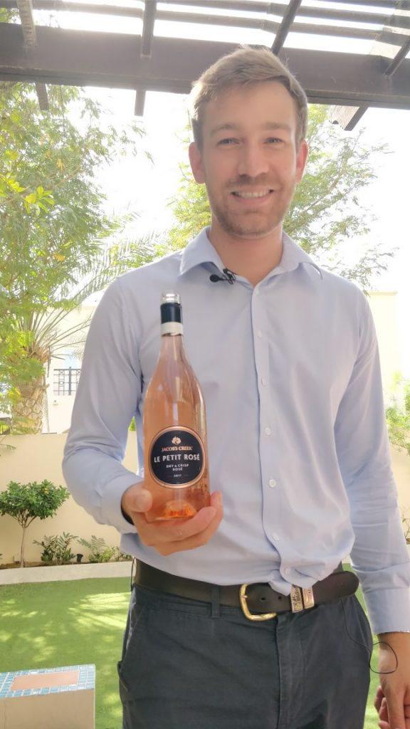 Le Petit Rosé, Le Petit Rose, wine