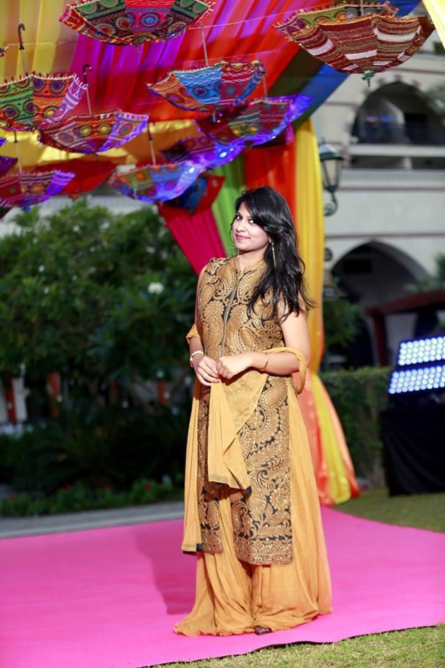 Regal Gharara, Regal Gharara look, wedding