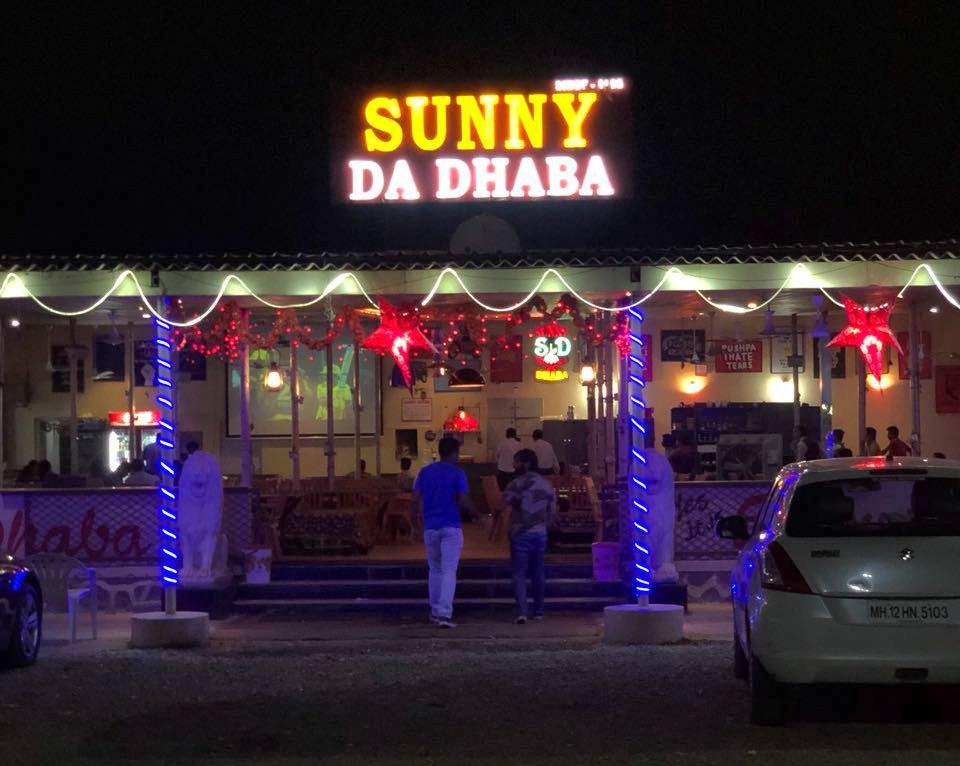 sunny da dhaba, dhaba, lonavala