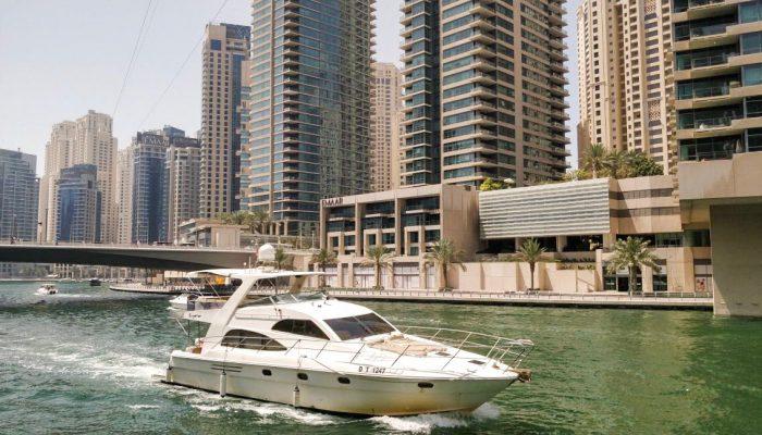 Zomato Gold Experience – Dubai Mega Lotus Yacht Party