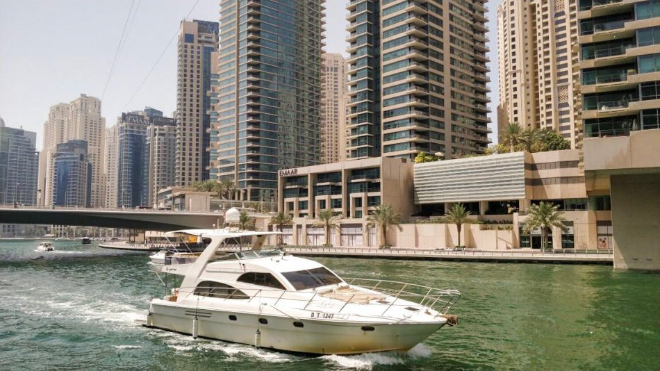 Zomato Gold Experience – Dubai Mega Lotus Yacht Party