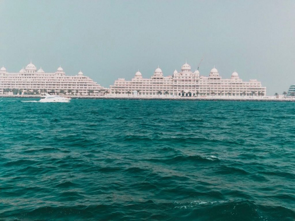 palace, dubai, the palm, atlatis