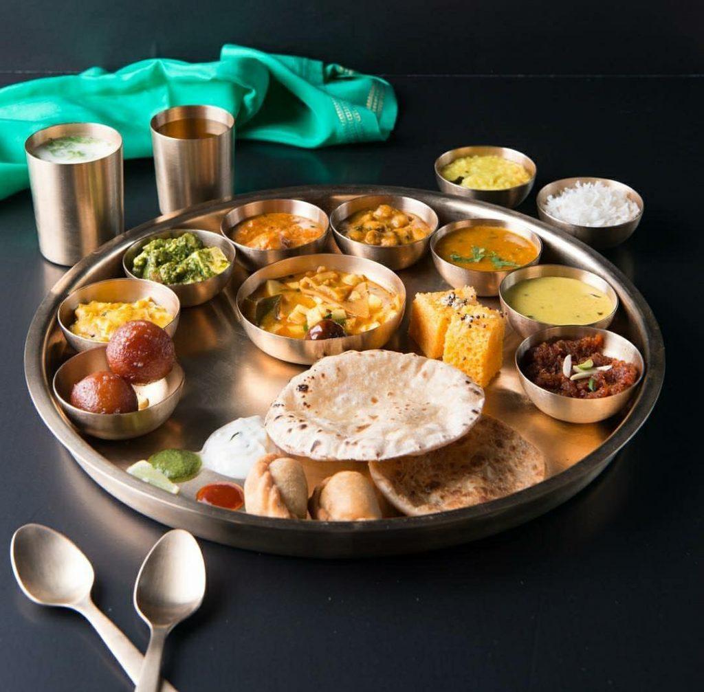 Maharaja Bhog thali, thali, dubai