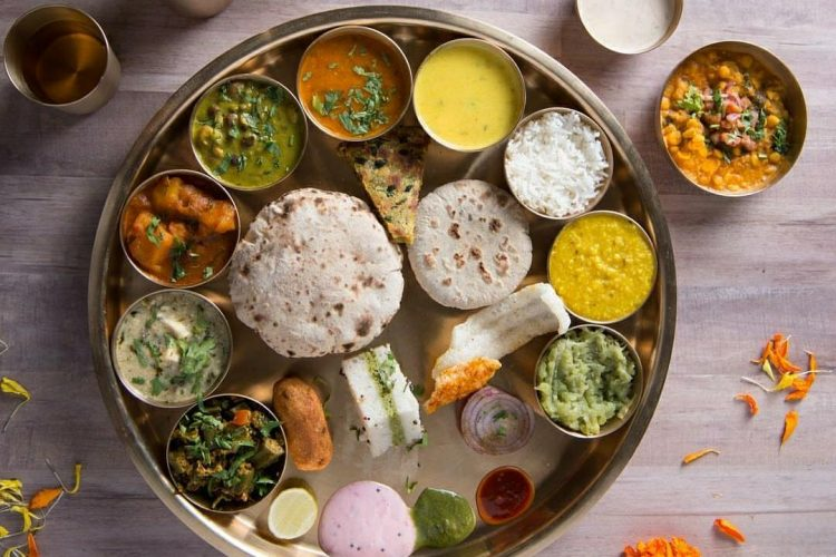 3 Best Vegetarian Thali Places in Dubai