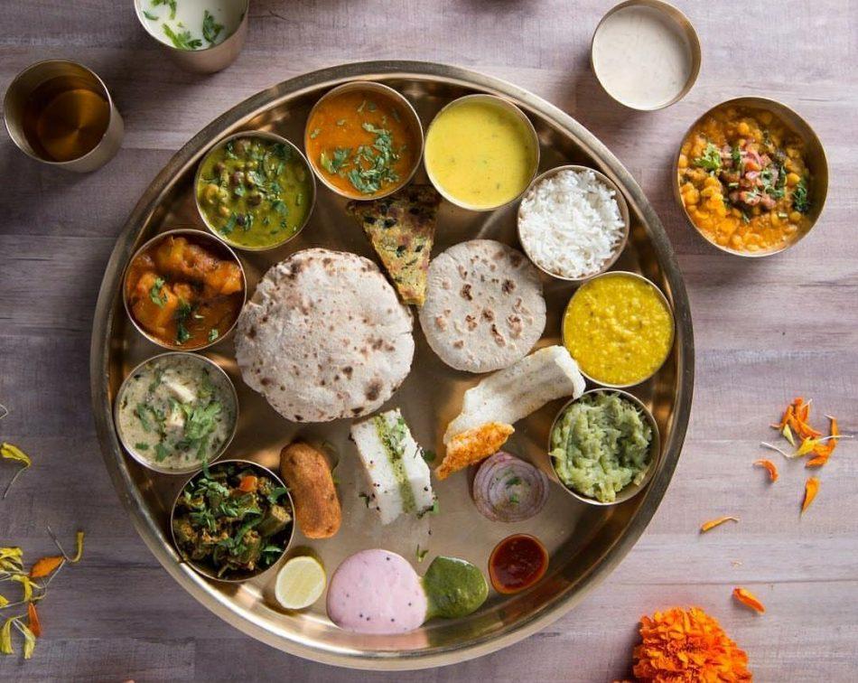 3 Best Vegetarian Thali Places in Dubai