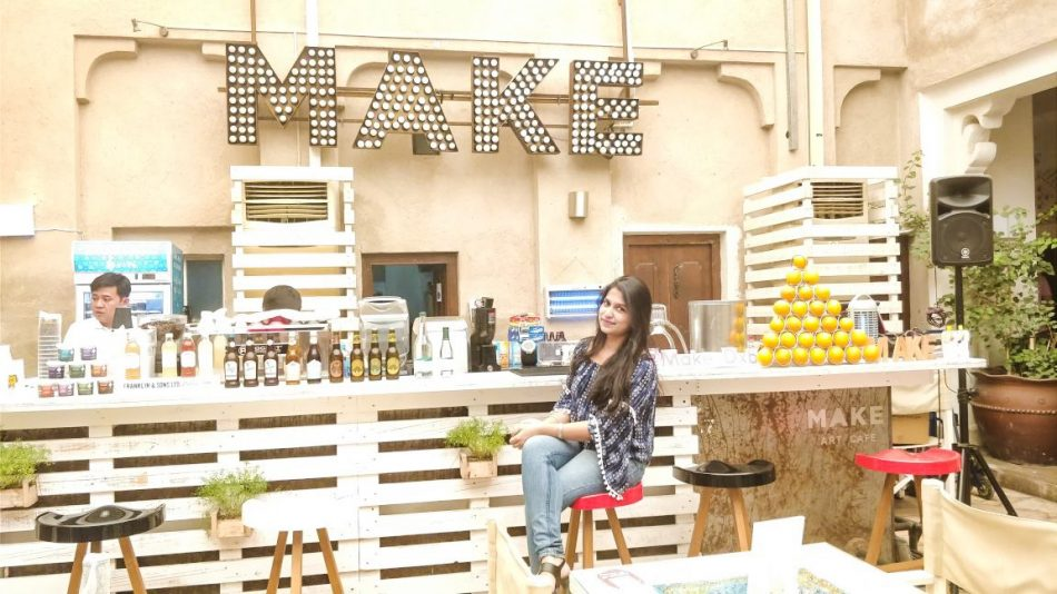 Make Art Café, Dubai