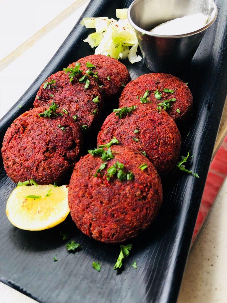 Betroot Kebab