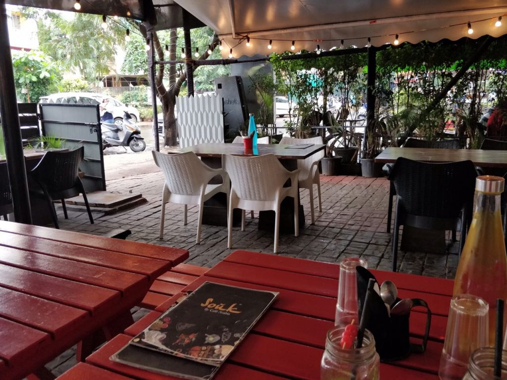 lebanese restaurant, pune foodie, pune foodblogger, restaurant review, souq pune