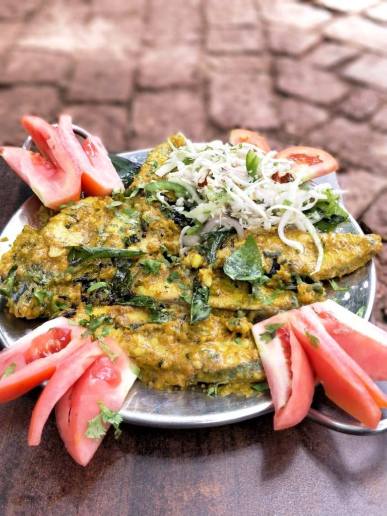 Rawas ghee roast, FISH, PRAWNS, CHICKEN, SEAFOOD, PUNE FOODIE